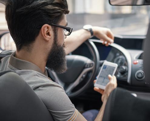 rte geofleet gestion de parc auto sur mobile smartphone apple android